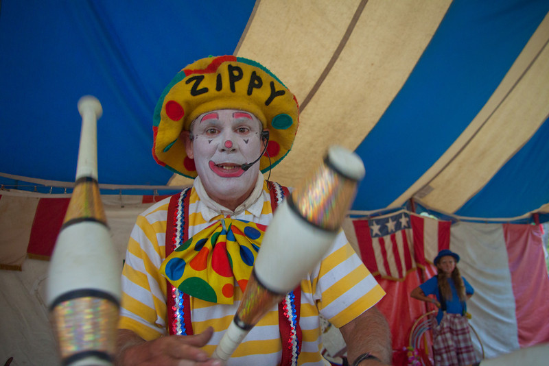 Zippy the clown