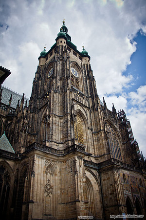 Cathedral, Prague