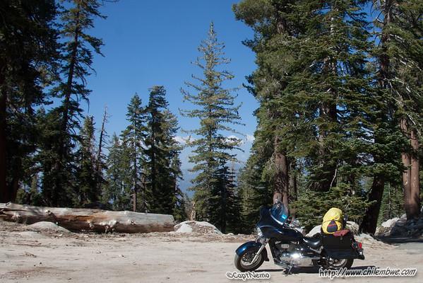 Near Kaiser pass